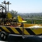 Airboat by Charles Bailhache