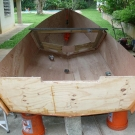 Glen-L Cabin Skiff as built by Ramon Martinez - 003
