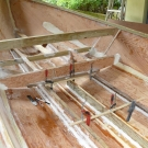 Glen-L Cabin Skiff as built by Ramon Martinez - 005
