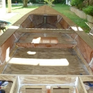 Glen-L Cabin Skiff as built by Ramon Martinez - 010