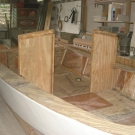 Glen-L Cabin Skiff as built by Ramon Martinez - 019