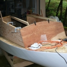 Glen-L Cabin Skiff as built by Ramon Martinez - 021