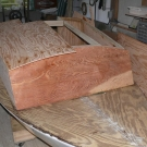 Glen-L Cabin Skiff as built by Ramon Martinez - 022