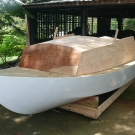 Glen-L Cabin Skiff as built by Ramon Martinez - 023