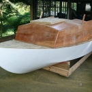 Glen-L Cabin Skiff as built by Ramon Martinez - 026