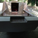 Glen-L Cabin Skiff as built by Ramon Martinez - 027