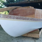 Glen-L Cabin Skiff as built by Ramon Martinez - 028