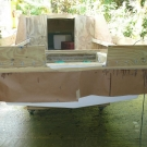 Glen-L Cabin Skiff as built by Ramon Martinez - 034