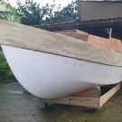 Glen-L Cabin Skiff as built by Ramon Martinez - 030