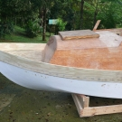 Glen-L Cabin Skiff as built by Ramon Martinez - 031