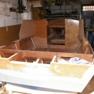 Glen-L Cabin Skiff as built by Tony Young