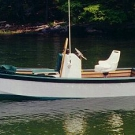 Cabin Skiff by Scott Vaitones