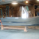 Glen-L Console Skiff as built by Gary Sage - 017