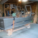 Glen-L Console Skiff as built by Gary Sage - 018