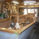 Glen-L Console Skiff as built by Gary Sage - 014