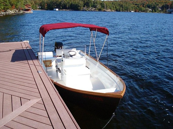 Console Skiff by Greg Mournahan-7