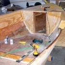 Console Skiff by Norman Tyler