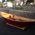 Glen-L Driftboat as built by Dave McGraw - 001