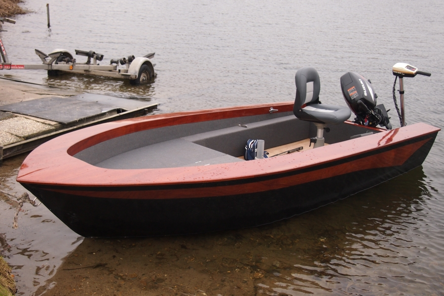 Glen-L Fisherman as built by Matthias Buffen - 003