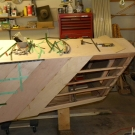Glen-L Tahoe 19' as built by Marshall Lovein - 002