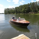 Glen-L Tahoe 19' as built by Marshall Lovein - 007