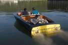 At the 2012 Glen-L Boatbuilder Gathering, Lake Nickajack, Tennessee. Photo by Barnaclemike.