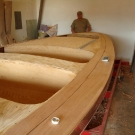 Glen-L Monte Carlo as built by Dale Brevik - coverboards