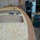 Glen-L Monte Carlo as built by Dale Brevik - first cover-board