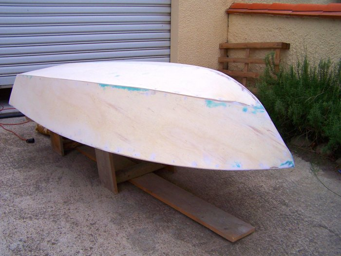 Glen-L Pee Wee as built by Laurent Puigsegur - 010