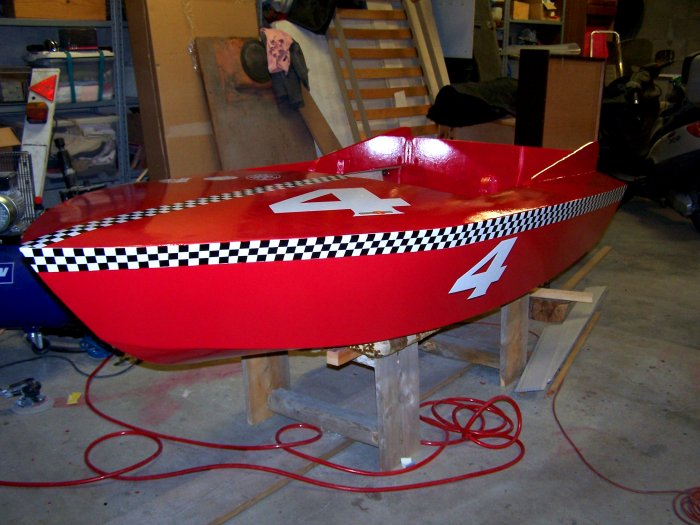 Glen-L Pee Wee as built by Laurent Puigsegur - 016
