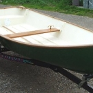 Power Skiff 14 by Bob Johnston
