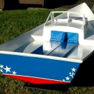 RC Model by Jerry Rieck