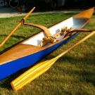Sculling-Skiff by Mike Van Susteren-11