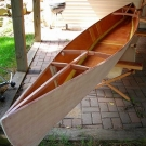 Sculling-Skiff by Mike Van Susteren-2