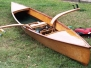 Sculling Skiff by Don Scribner, New Lenox, IL