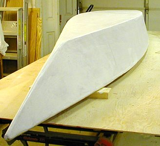 Sea Kayak by E Anderson