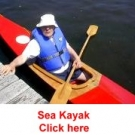 Sea Kayak by Mike Cooke
