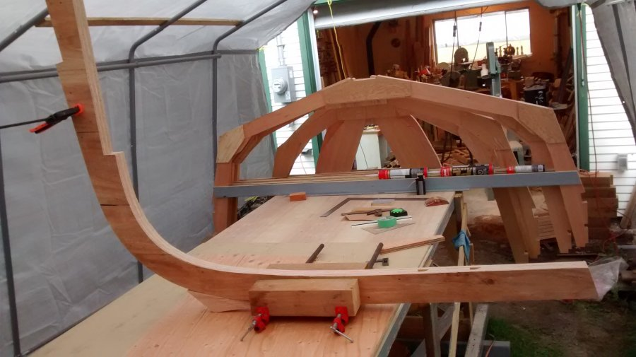 Glen-L Titan as built by Greg Rehill - 0210