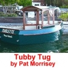 Tubby Tug by Pat Morrisey