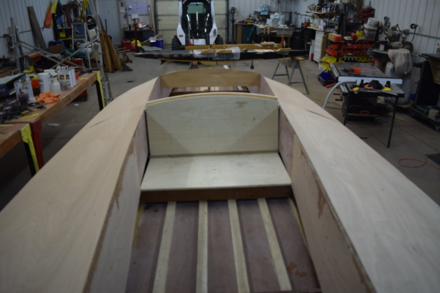 Tunnel King built by Kirk's Restoration