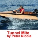 Tunnel Mite by Peter Nicola
