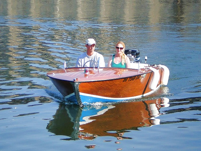 Glen-L Zip Boat Plans
