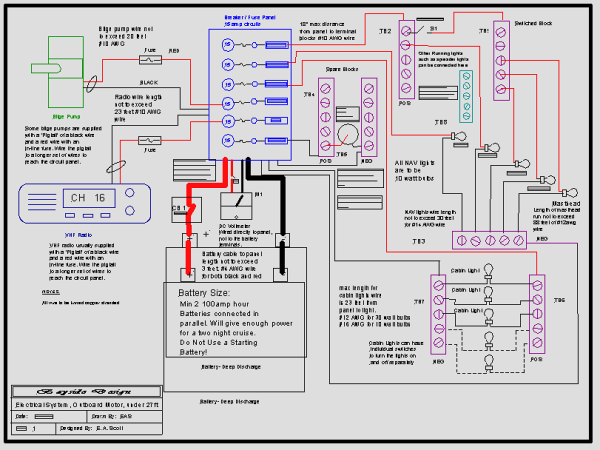 Electrical Design Plans Now Available